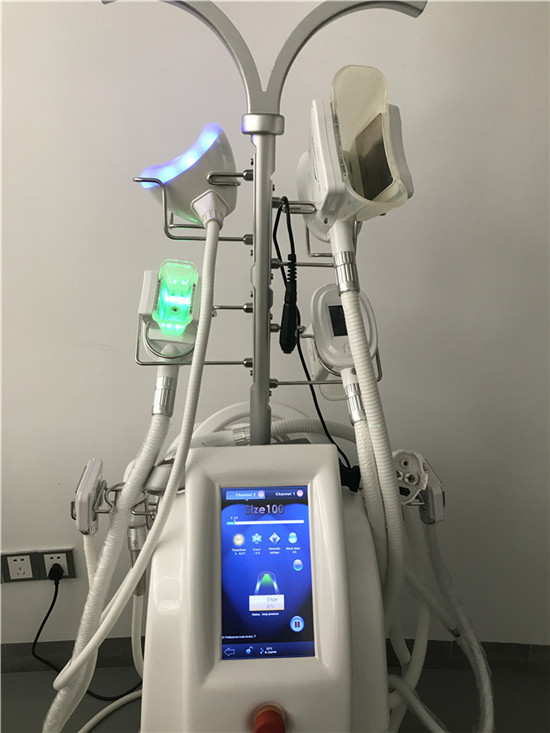 Cryolipolysis for double chin AML-1407S