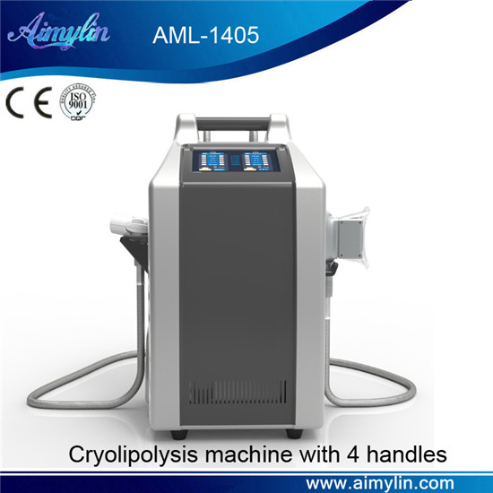 Cryolipolysis double chin removal AML-1405