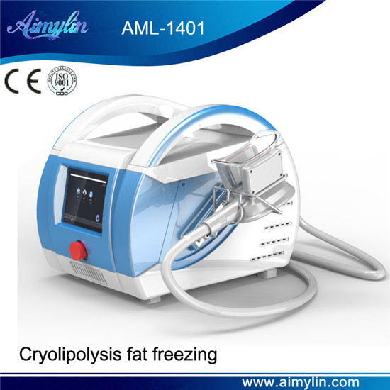Portable cryolipolysis machine AML-1401