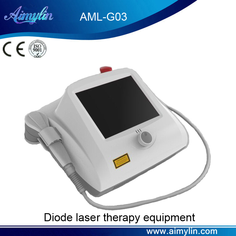810nm 980nm Diode laser therapy equipment