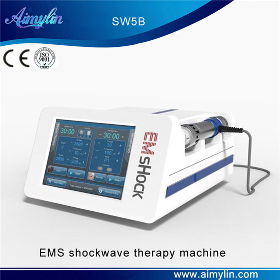EMS shockwave therapy machine SW5B
