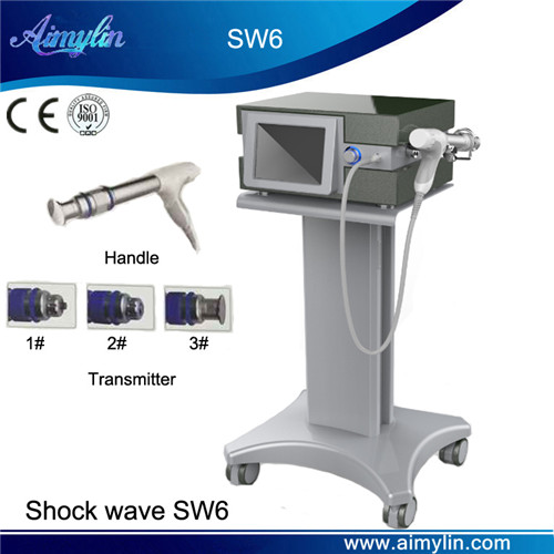 ESWT shock wave therapy equipment SW6