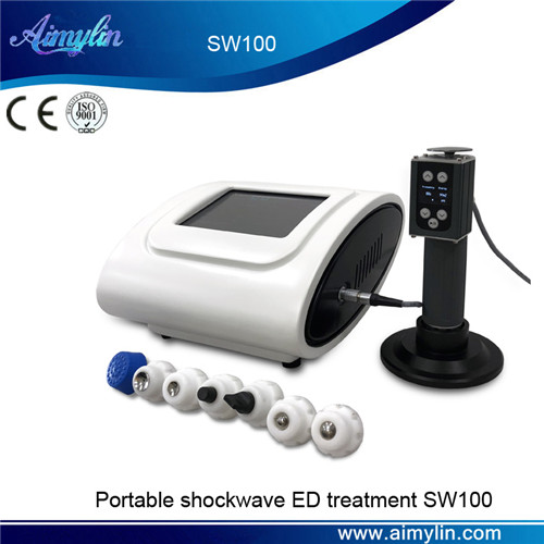 Eswt shockwave machine for ED treatment SW100