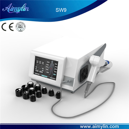 Portable shockwave therapy machine SW9