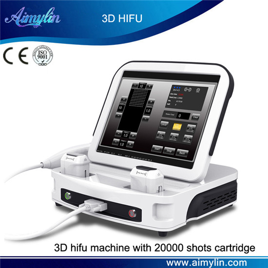 3D hifu beauty machine
