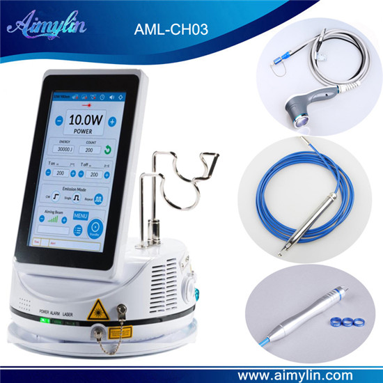 3 in 1 980nm diode laser therapy machine AML-CH03