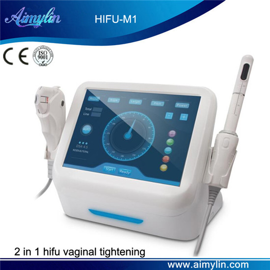 2 in 1 hifu vaginal tightening machine HIFU-M1