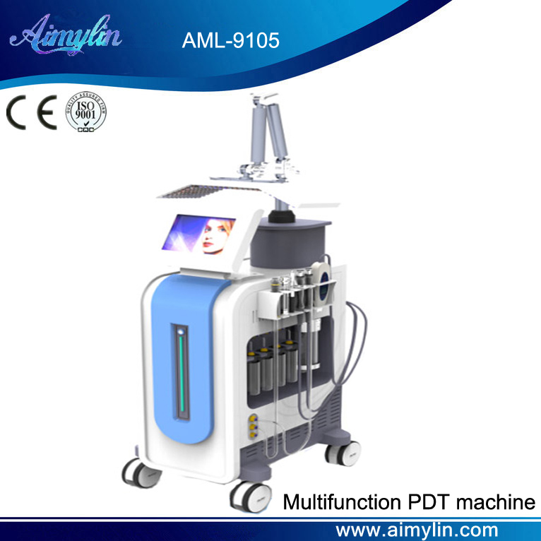 PDT dermabrasion oxygen injection AML-9105