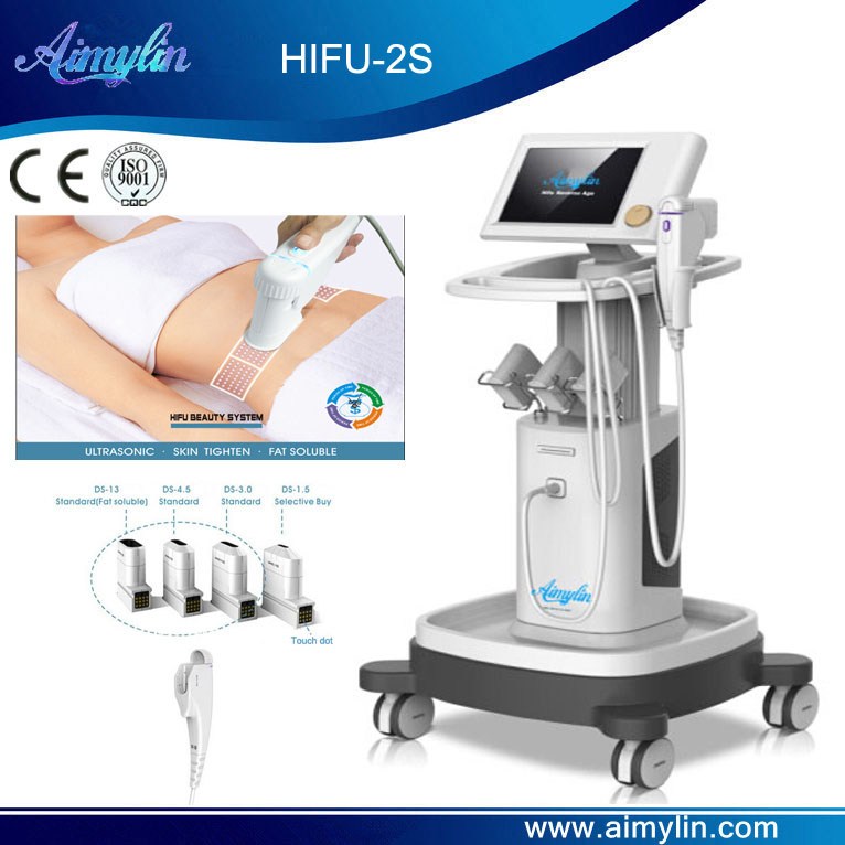 HIFU High intensity focused ultrasound HIFU-2S