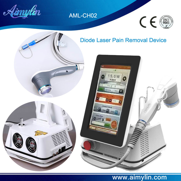 980nm Laser Pain Removal Machine AML-CH02