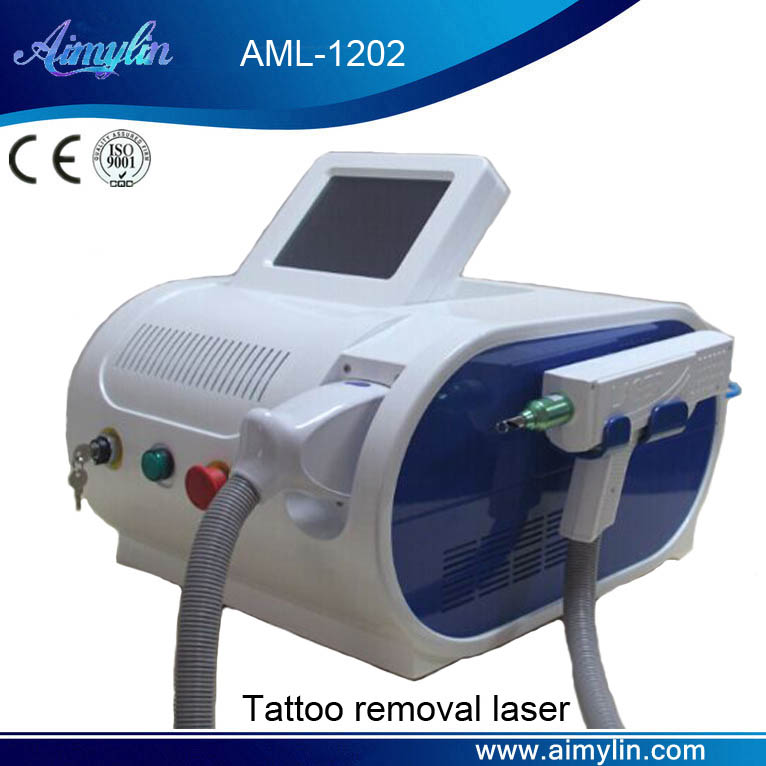 Tattoo removal laser equipment AML-1202