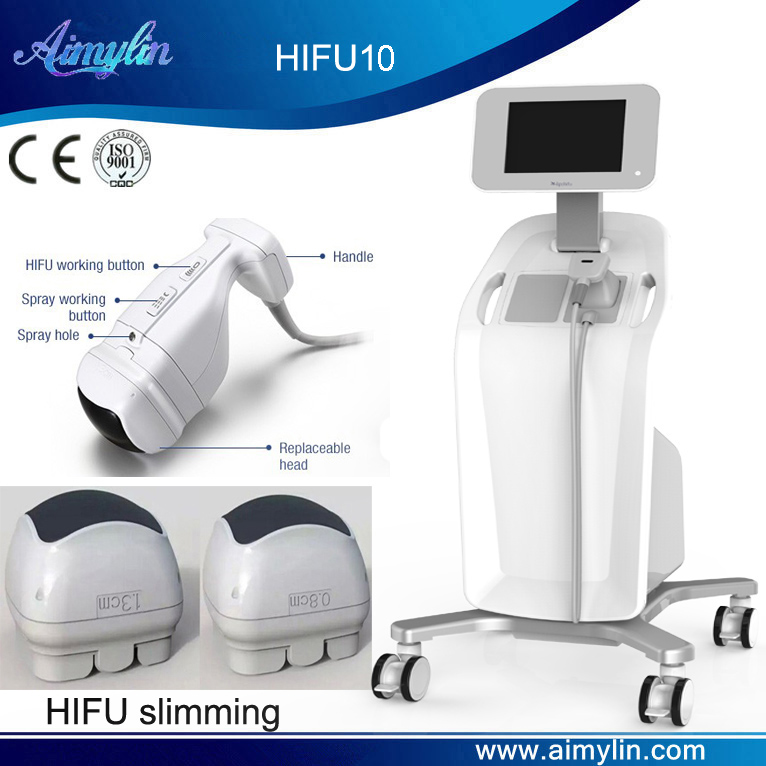 Hifu body slimming HIFU10