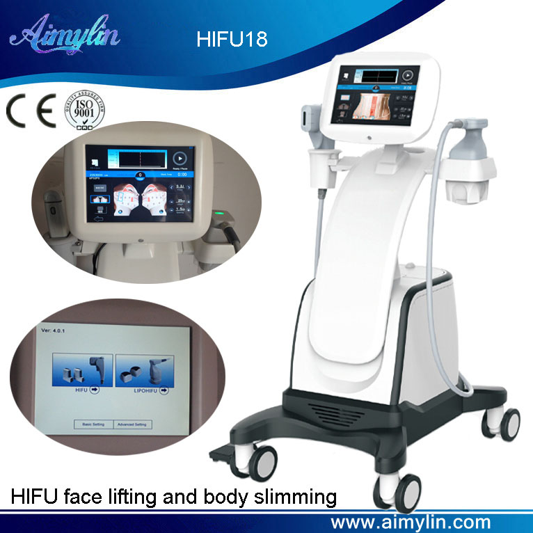 2 in 1 hifu machine HIFU18