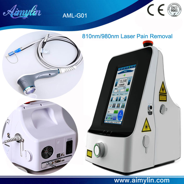 Laser Pain Relief Therapy Device AML-G01