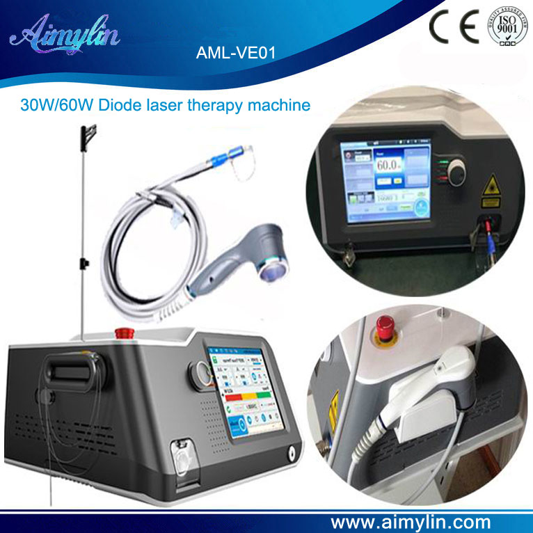 810nm/980nm pain removal laser AML-VE01