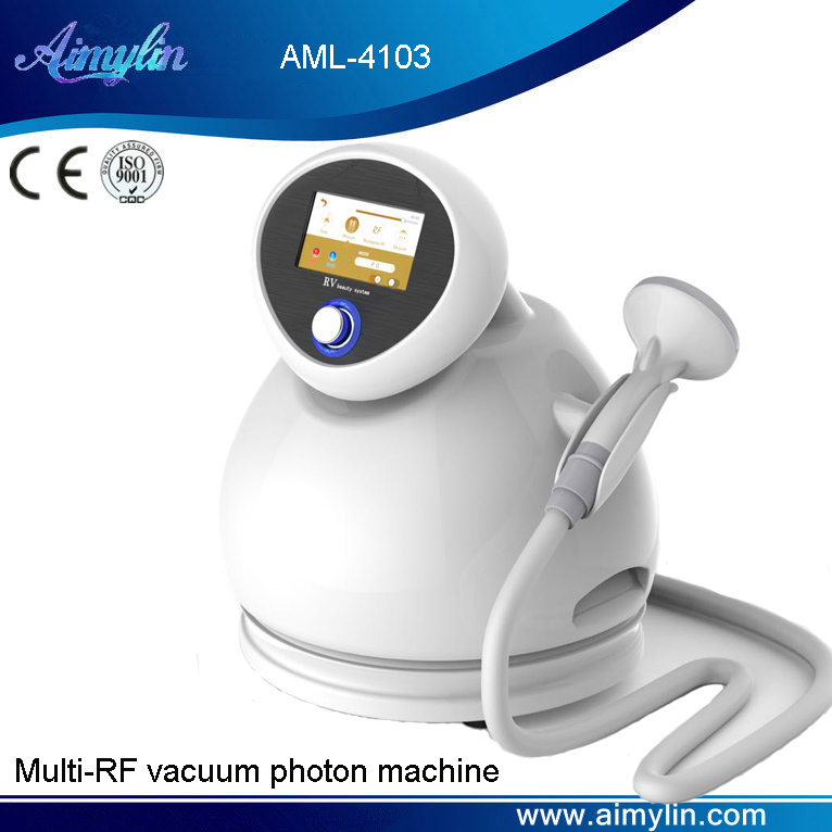 Portable rf vacuum photon machine AML-4103