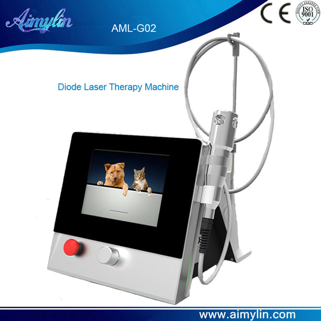 Diode Laser Physiotherapy Machine AML-G02